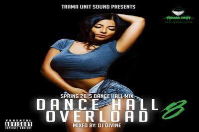 <strong>Listen to Dancehall Overload Mixtape Vol 8 -Trauma Unit Sound &#8211; Summer 2015</strong>