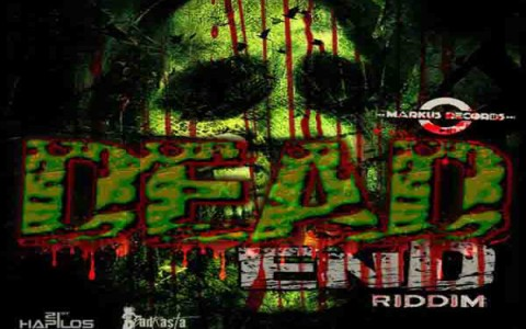 dead end riddim Markus Records Nov 2012