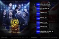 <strong>Demarco &#038; Akon &#8220;Konvict Kartel &#8221; UK Live Tour Dates 2017</strong>