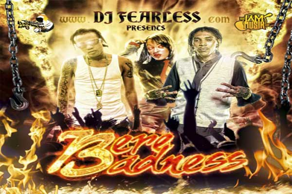 <strong>Download DJ FearLess – Bere Badness Dancehall Mixtape – October 2012 &#8211; [Chinese Assassin Diss]</strong>