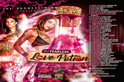 <strong>Dj Fearless &#8211; Love Potion- Dancehall Mixtape &#8211; Feb 2017</strong>