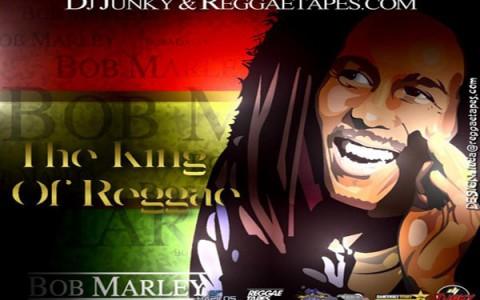 dj junky-Bob MarleyThe king of Reggae mixtape June 2013
