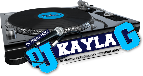 dj kayla G the female force