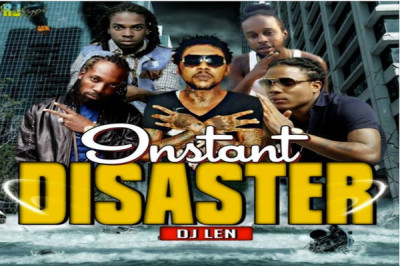 <strong>Download DJ Len Instant Disaster Dancehall Free Mixtape Dec 2016</strong>