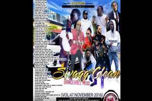 <strong>Download DJ DotCom &#8211; Swag &#038; Clean &#8211; Dancehall Mixtape Nov 2016</strong>