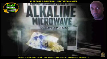 <strong>Download DJ Treasure &#8211; Microwave &#8211; Featuring Vybz Kartel, Popcaan, Alkaline &#8211; Free Dancehall Mixtape 2017</strong>