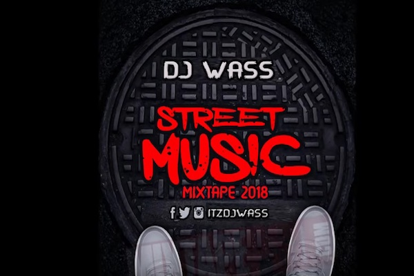 "Download Dj Wass ""Street Music"" Dancehall Mix 2018 Vybz Kartel"