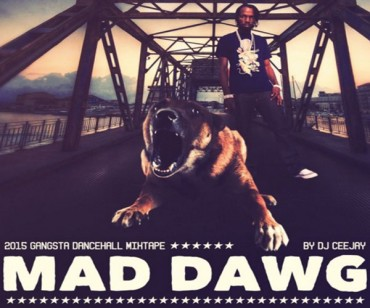 <strong>DOWNLOAD DJ CEEJAY &#8211; MAD DAWG (2015 GANGSTA DANCEHALL MIXTAPE)</strong>