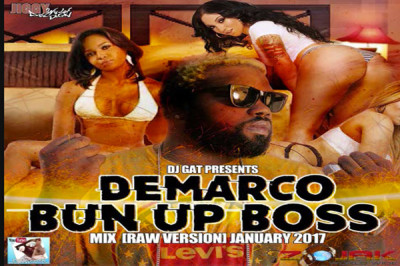 <strong>Download Dj Gat &#8211; Demarco The Bun Up Boss &#8211; [Dancehall Mixtape 2017]</strong>