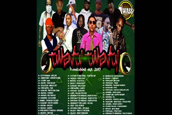 Download Dj Wass – Fresh & Clean – Dancehall Mix 2017 Vybz Kartel