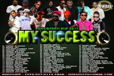 <strong>Download Dj Wass &#8211; My Success &#8211; Dancehall Mix- June 2017 &#8211; Vybz Kartel, Alkaline, Mavado [Jamaican Dancehall Music 2017]</strong>