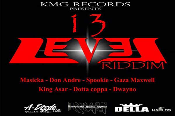 <strong>Listen To 13 Level Riddim Mix &#8211; Kingston Music Group &#8211; Jan 2014</strong>