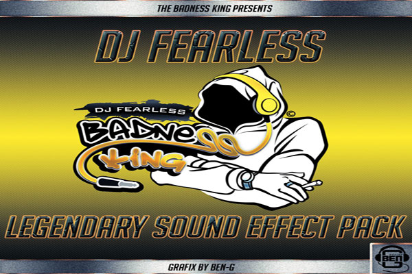 <strong>Download DJ Fearless Legendary Sound Effects Pack &#038; More Love [Reggae Dancehall Mixtape] &#8211; July 2014</strong>