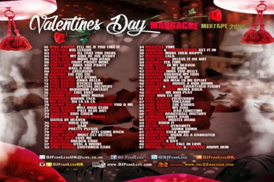 DJ Fearless Valentines Day Massacre Dancehall Mixtape 2016