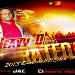 download DJ Heavy d-New rated E DANCEHALL SOCA -mixtape-Jan-2013