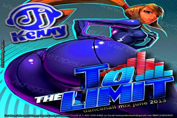 "DOWNLOAD DJ KENNY ""TO THE LIMIT"" DANCEHALL MIXTAPE – JUNE 2013"