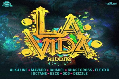 <strong>La Vida Riddim Mix with Full Promo- Milla Nine Records [Jamaican Dancehall Music 2017]</strong>