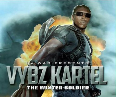 STREAM OR DOWNLOAD DJ WAR – VYBZ KARTEL THE WINTER SOLDIER – MIXTAPE