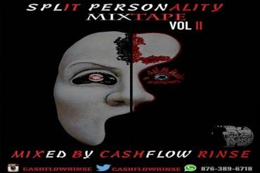 """DJ CASHFLOW RINSE NEW """"SPLIT PERSONALITY MIXTAPE"""""""