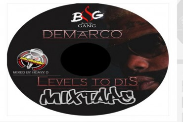 <strong>DOWNLOAD DEMARCO &#8211; LEVEL TO  DIS MIXTAPE &#8211; HEAVY D CHROMATIC SOUND</strong>