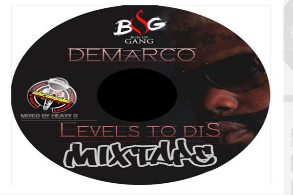 download demarco level to dis mixtape reggae dancehall music 2016