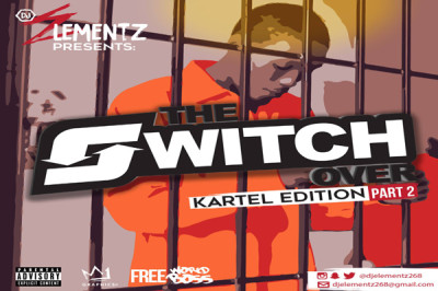 <strong>DJ Elementz &#8211; The Switch Over &#8211; Vybz Kartel Edition Vol 2 [Dancehall Mixtape]</strong>