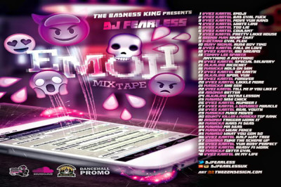 <strong>Download Badness King DJ Fearless &#8211; Emoji &#8211; Dancehall Free Mixtape</strong>