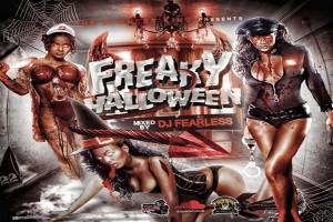 <strong>Download Dj Fearless &#8211; Freaky Halloween &#8211; Dancehall Mixtape October 2016</strong>