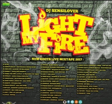 <strong>Download Dj SensiLover Light My Fire Free Reggae Live Mixtape 2017</strong>