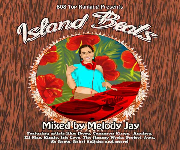 Stream/Download Island Beats Reggae Mixtape — Mixed by Melody Jay