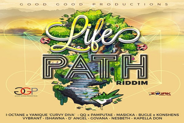 <strong>Listen To Life&#8217;s Path Riddim I-Octane,Yanique,D&#8217;Angel Prohgres, Masicka, Nesbeth,Ishawna [Jamaican Dancehall Music]</strong>