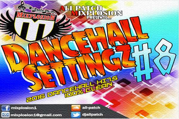 download mixplosion 8 dancehall mixtape 2016