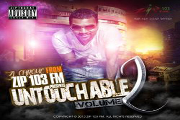 Download Untouchable Vol 2 – Zj Chrome Mixtape – Dec 2012
