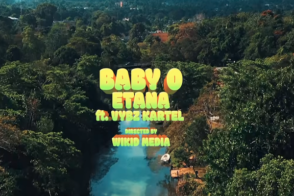etana vybz kartel baby O music video 2021