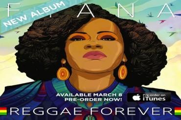 <strong>Reggae Soulful Star Etana Reveals Album Cover and Track Listing of Forthcoming &#8220;REGGAE FOREVER&#8221; Album</strong>