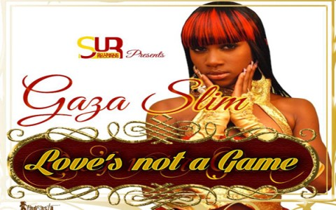 gaza slim love's not a game new single may 2013 sounique records