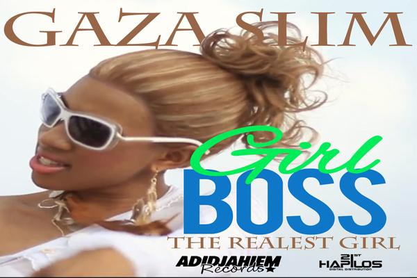 <strong>Vybz Kartel EP Mentally Free &#8211; Gaza Slim EP Girl Boss/The Realest Girl [Jamaican Dancehall Music]</strong>
