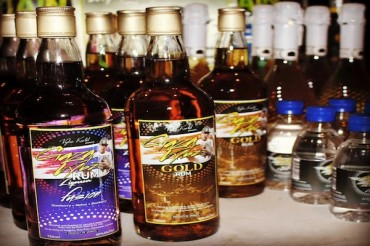 <strong>VYBZ KARTEL BRINGS BACK GAZA VYBZ RUM ON THE MARKET</strong>