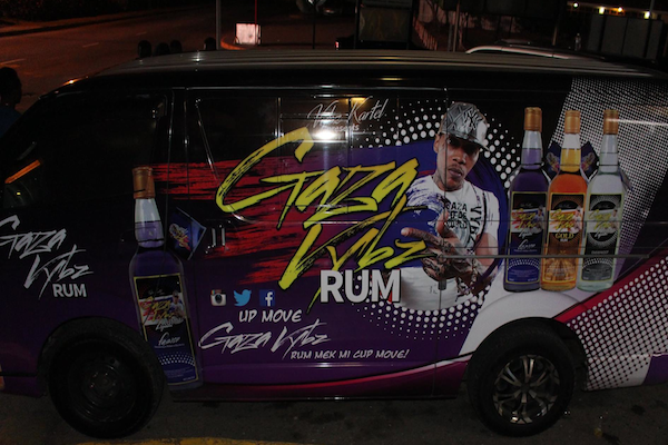 street vybz rum re-launched