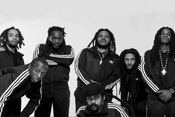 ghetto youths international US tour dates for April 2015
