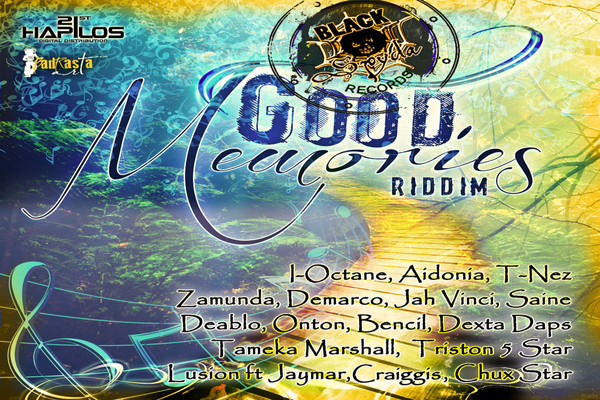 Good Memories Riddim – Blackspyda Records – Sept 2012
