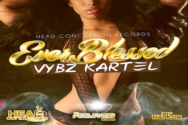 VYBZ KARTEL EVER BLESSED OFFICIAL VIDEO – HEAD CONCUSSION RECORDS