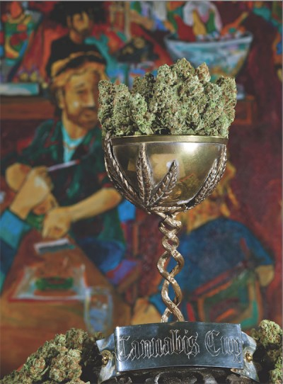 High Times 2015 Jamaican World Cannabis Cup In Negril
