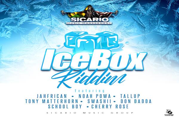 icebox riddim sicario music reggae music 2021