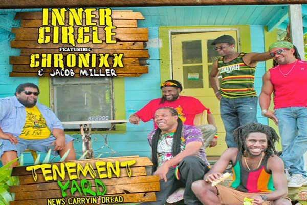 "Inner Circle ft. Chronixx & Jacob Miller ""Tenement Yard (News Carryin' Dread)"" Official Music Video"