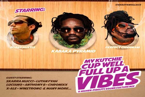 <strong>Download My Kutchie Cup Well Full Up A Vibes &#8211; 2012 Reggae Culture Mixtape</strong>