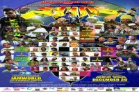 REGGAE DANCEHALL MUSIC LIVE STING 2015 FROM THEN TILL NOW FULL LINE UP – DEC 2015