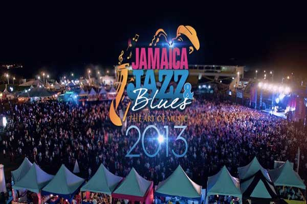 JAMAICA JAZZ AND BLUES FESTIVAL 2013