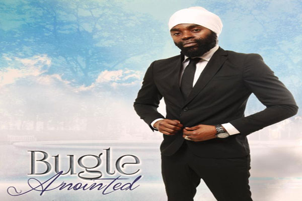 "ZOJAK WORLD WIDE & DASECA PRODUCTIONS PRESENT BUGLE ""ANOINTED"" ALBUM – MAY 2014"