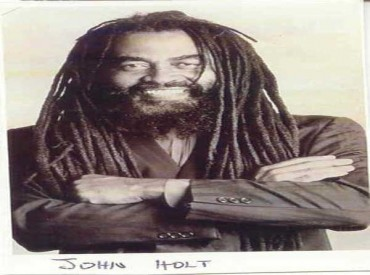 LEGENDARY REGGAE SINGER JOHN HOLT DIES IN LONDON